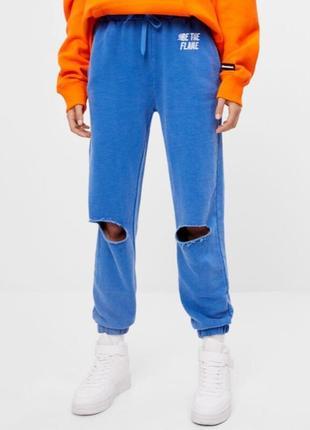 Спортивные женские штаны 🌼 bershka