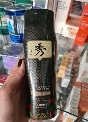 Daeng gi meo ri hair loss care shampoo шампунь от выпадения волос 200 ml