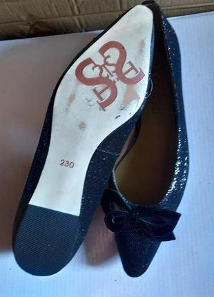 Супер испанские кожаные туфли, лодочки, staccato
