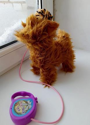 Игрушка интерактивная собачка на пульте іграшка