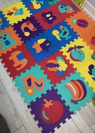Подарю коврик детский термо