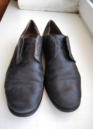 Geox туфли мужские 42 размер 28 см стелька