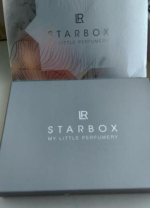 Парфюмерный набор пробников starbox от lr