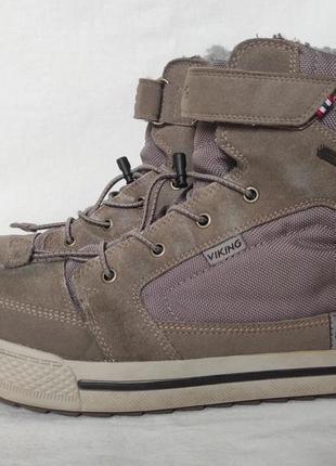 Ботинки viking zing gtx. 40