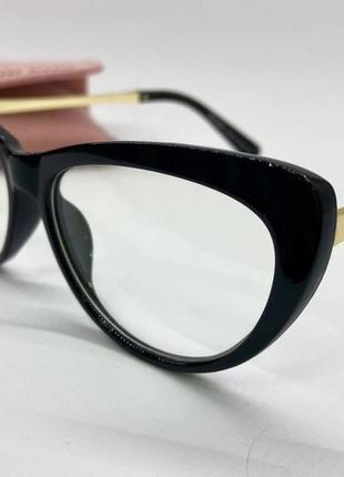 Очки для имиджа, стиля, работы за компьютером