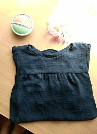 Синяя блуза zara must have