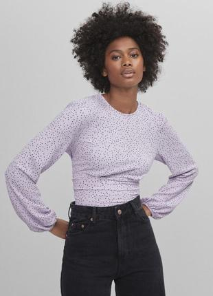 Блуза укорочена