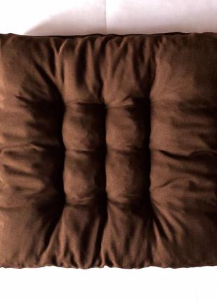 Подушки на стілець зі зав'язками