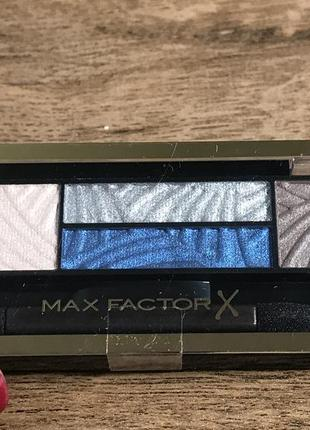 Тени max factor smokey eye drama