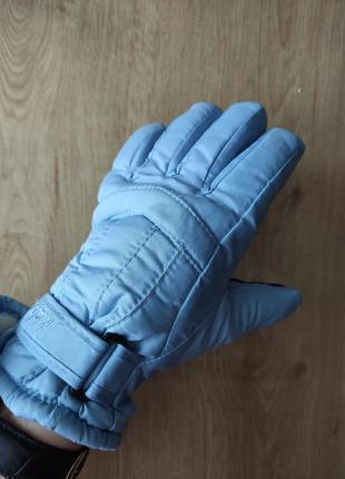 Подростковые спортивные лыжные перчатки, р.5