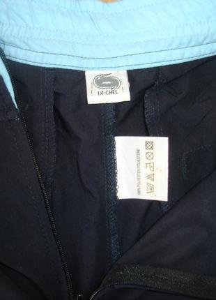 """Широкие спортивные штаны """" ix-chel """"7 фото"""