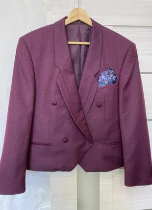 Укорочений піджак eric lasalle