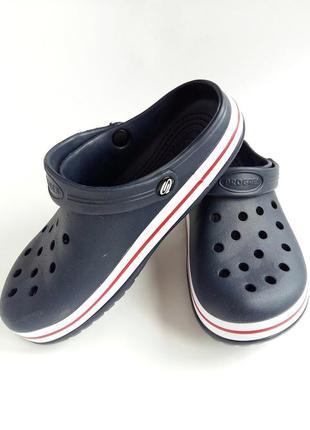 Женские сабо, кроксы. медицинская обувь. синий