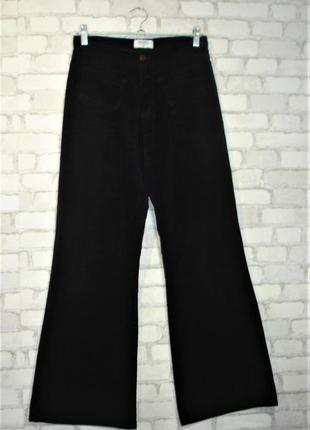 """Широкие вельветовые штаны """" moto jeanswear """"   uk"""