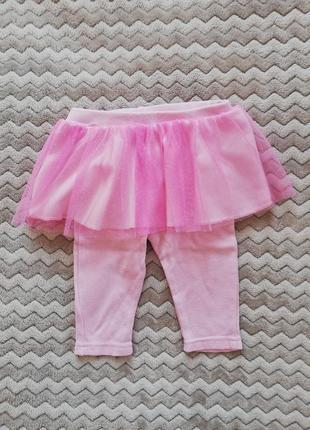 Штани лосіни  рожеві