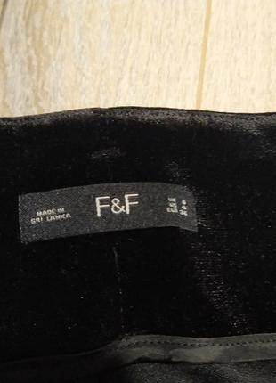 Тренд: бархатні велюрові штани скіни з поясом6 фото