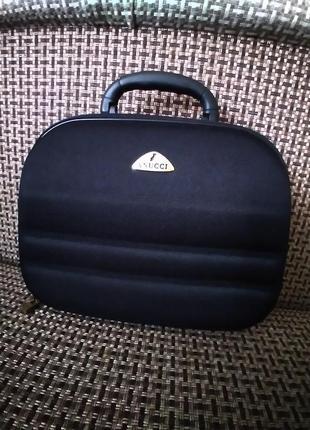 Профессиональный дорожный безнес кейс/чемодан с замком anucci.