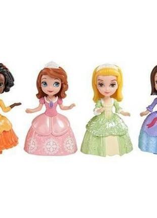 Набор игровой куколки кукла фигурки софия прекраснаяи подружки