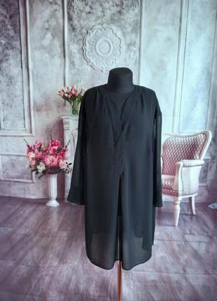 Стильная блузка блузон батао свободного к по оя