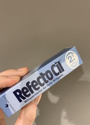 Краска для бровей refectocil