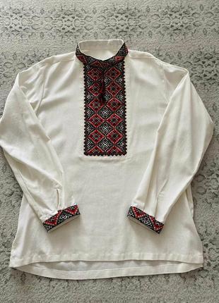 Вишиванка, вишита сорочка ,соловіча вишиванка