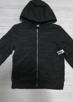 Куртка кофта шерпа толстовка old navy 6-7 лет.
