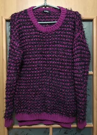 Мягкий свитер травка george g21