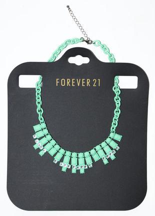 Колье,ожерелье forever 21