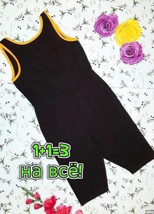 🌿1+1=3 крутой ромпер - шорты комбез с велосипедками missguided, размер 44 - 46