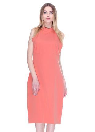 Zara платье с открытой спиной