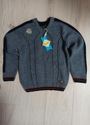 Детский свитер, пуловер, джемпер.турция.