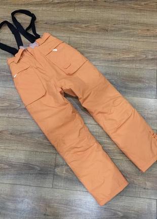 Лыжные штаны женские комбинезон полукомбинезон термо dare 2b р.м