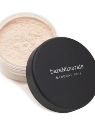 Bare minerals mineral veil finishing powder пудра для лица, 2 гр