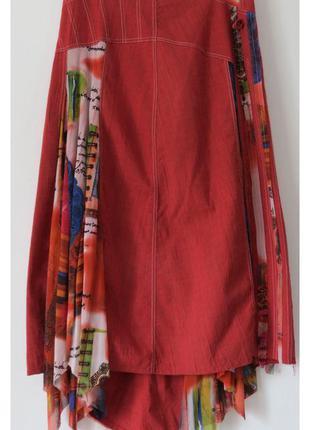 Длинные юбки на резинке больших размеров