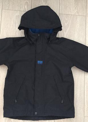 Куртка ветровка с мембраной helly hansen p.128