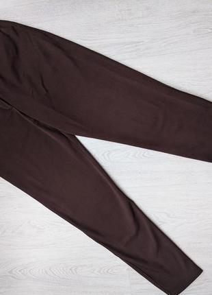 Стильные трендовые штаны брюки бананы мом