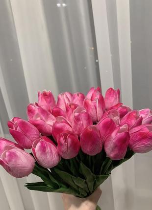 Букет штучні тюльпани цветы