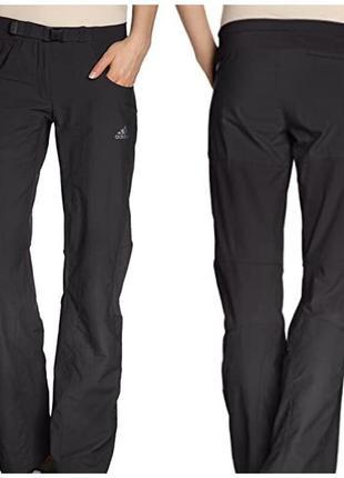 Женские штаны adidas hiking trekking flex outodoor pants xs