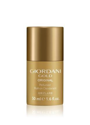 Парфюмированный дезодорант giordani gold original