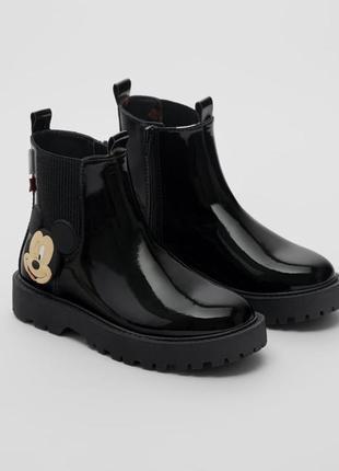 Zara капчики, обувь, ботинки 33 розміру