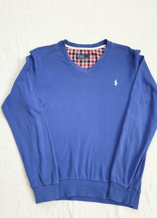 Котоновый свитер,,ralph lauren,