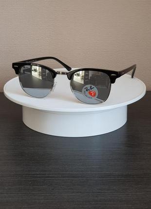 Солнцезащитные очки клабмастер clubmaster