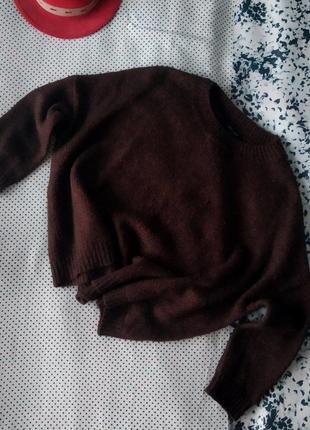Мягкий свитер из нейлона акрила и шерсти new look кофта світер