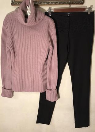 Шикарный тёплый свитер stamina