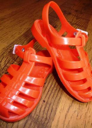 Обувь пляжная, стелька 14,5 см2