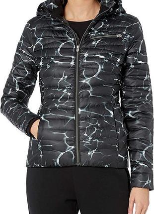 Универсальная куртка пуховик spyder размер xl пух