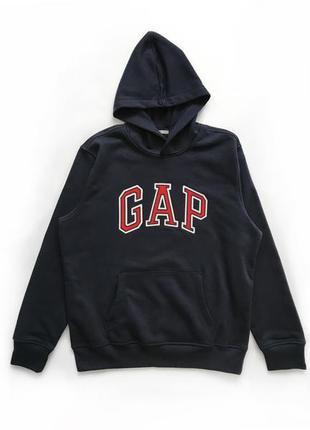 Худи gap logo fleece hoodie