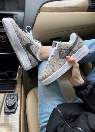 Nike air force 1  😈 шикарные женские кроссовки найк аир форс 👟36-40р