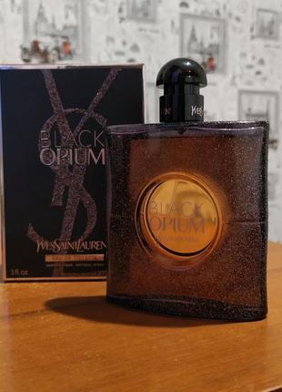Black opium yves saint laurent eau de toilette 90 ml
