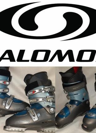 Женские горнолыжные ботинки salomon  siam 9.0 p.40